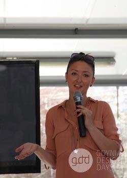 Przemówienie Beaty podczas GDD