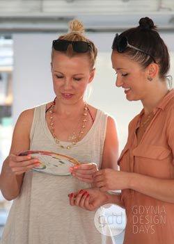 Joanna i Beata na Gdynia Design Days