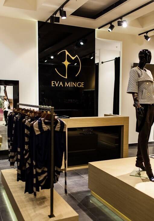 Aranżacja Eva Minge