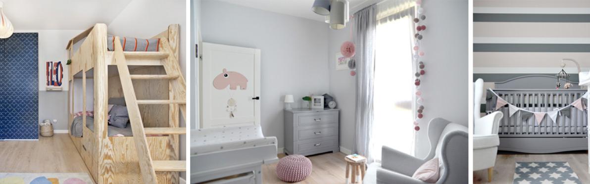Projekty pokoju dziecięcego