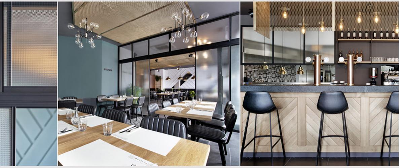 Projekt restauracji przez HORECA